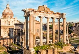 Lo mejor de Roma en Tren